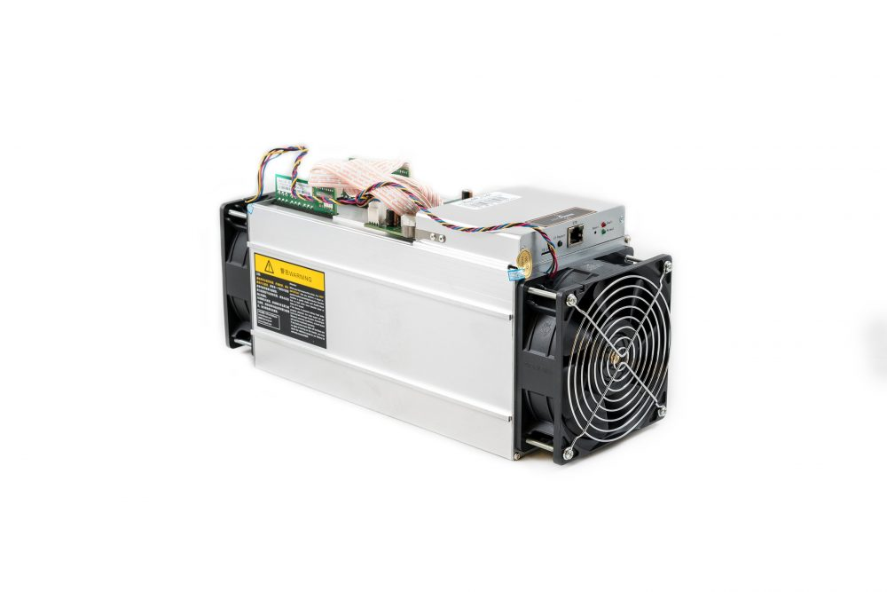 Bitmain AntMiner S9 13.5 TH/S Bitcoin Miner