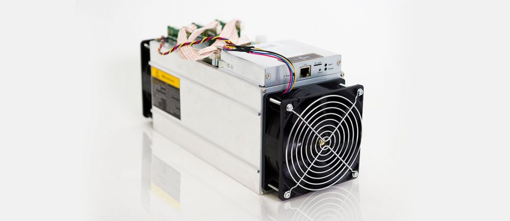 AntMiner S9 14TH/S Bitcoin Miner Product Photo 2