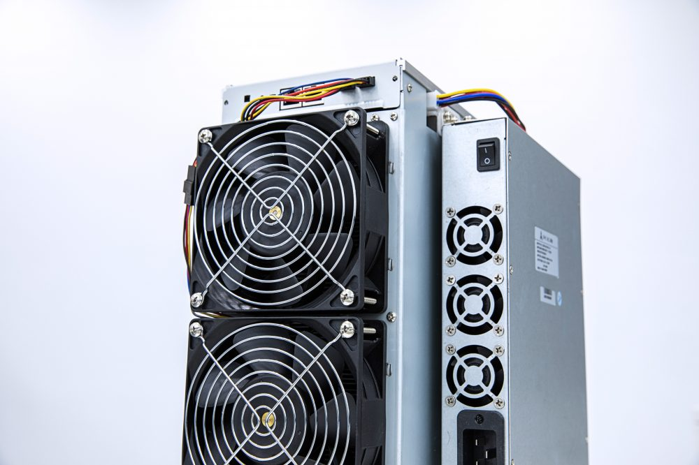 Canaan Avalon 1066 50 TH/S Bitcoin Miner